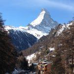 4/24-26 勉強ログ。スイスへ移動。